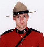 Gendarme Dave Joseph Ross