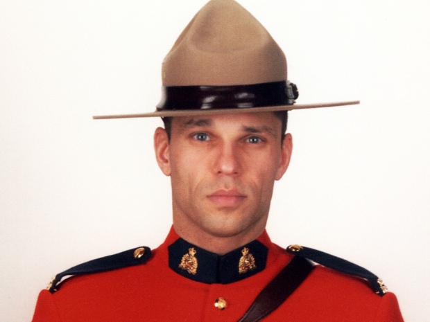 Gendarme Fabrice Georges Gevaudan – © Sa Majesté la Reine du chef du Canada représentée par la Gendarmerie royale du Canada