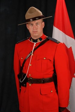 Constable Derek William Henry Pineo– © Her Majesty the Queen in Right of Canada as represented by the Royal Canadian Mounted Police