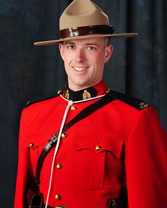 Constable Michael Bernard Potvin– © Her Majesty the Queen in Right of Canada as represented by the Royal Canadian Mounted Police