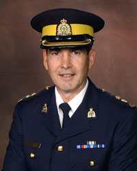 Chief Superintendent Douglas Edward Coates– © Her Majesty the Queen in Right of Canada as represented by the Royal Canadian Mounted Police