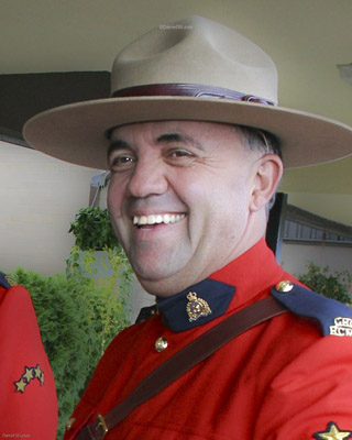 Sergeant Mark Charles Gallagher– © Her Majesty the Queen in Right of Canada as represented by the Royal Canadian Mounted Police