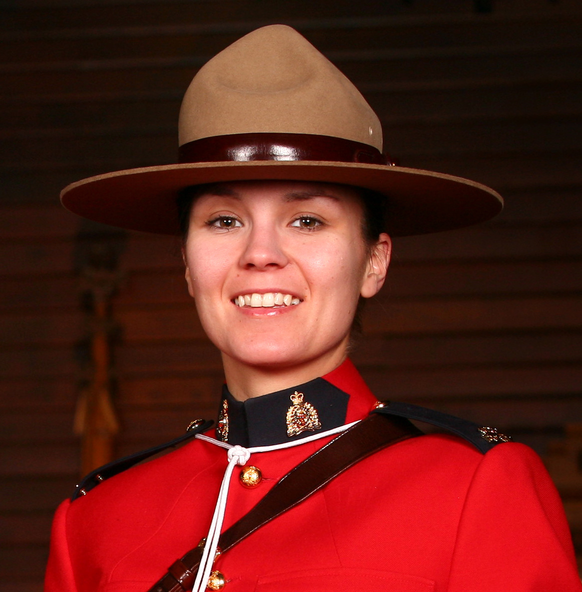 Constable Chelsey Alice Robinson– © Her Majesty the Queen in Right of Canada as represented by the Royal Canadian Mounted Police
