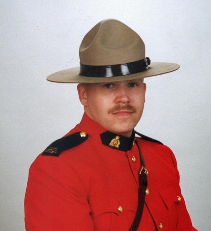 Constable James Lloyd Lundblad