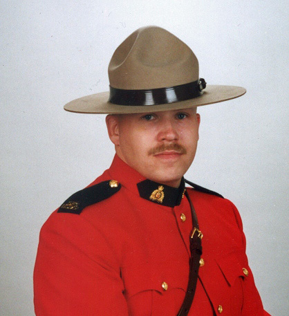 Constable James Lloyd Lundblad– © Her Majesty the Queen in Right of Canada as represented by the Royal Canadian Mounted Police
