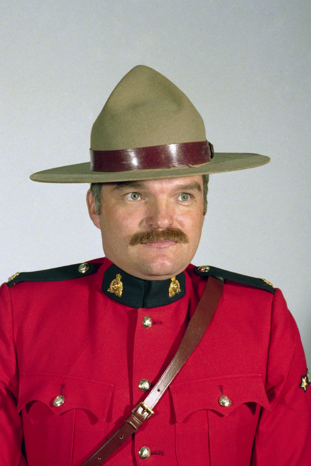 Sergeant Edwin Michael Mobley– © Her Majesty the Queen in Right of Canada as represented by the Royal Canadian Mounted Police