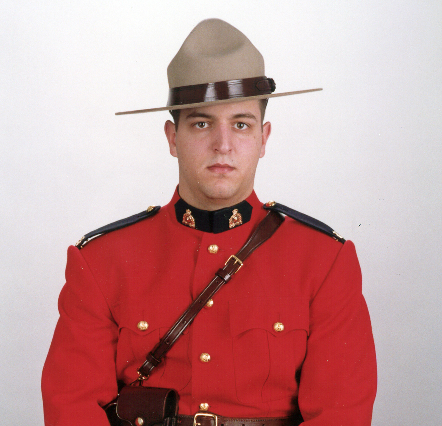 Constable Marc Joseph Denis Bourdages– © Her Majesty the Queen in Right of Canada as represented by the Royal Canadian Mounted Police