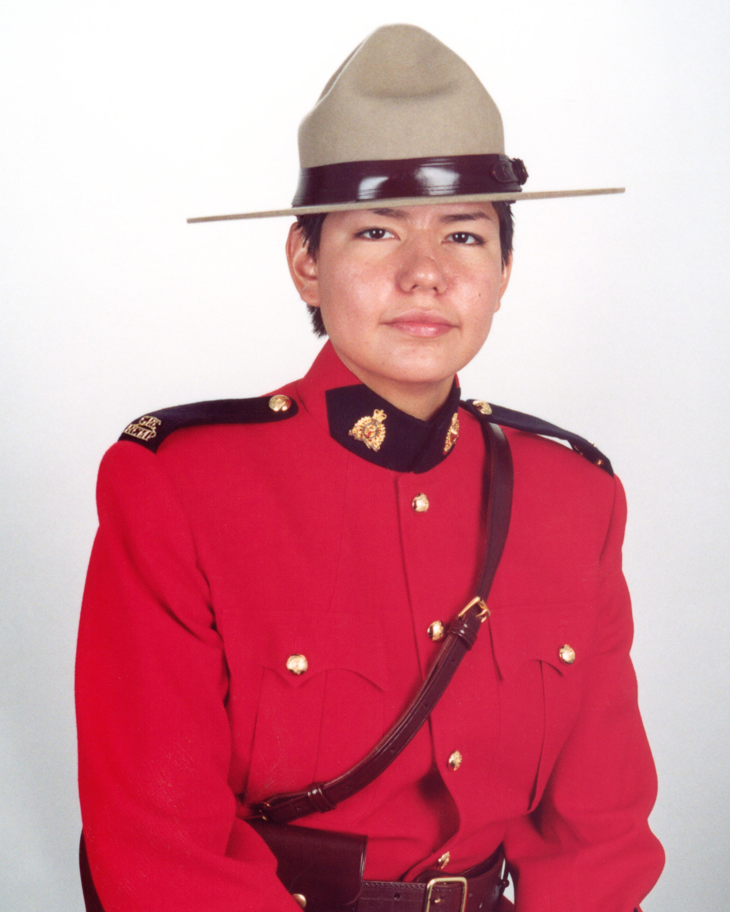 Constable Robin Lynelle Cameron– © Her Majesty the Queen in Right of Canada as represented by the Royal Canadian Mounted Police