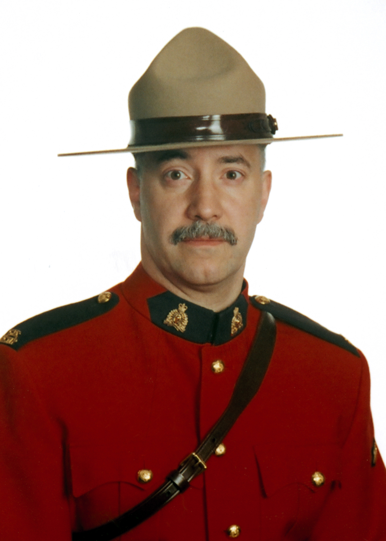 Constable José Manuel Agostinho– © Her Majesty the Queen in Right of Canada as represented by the Royal Canadian Mounted Police