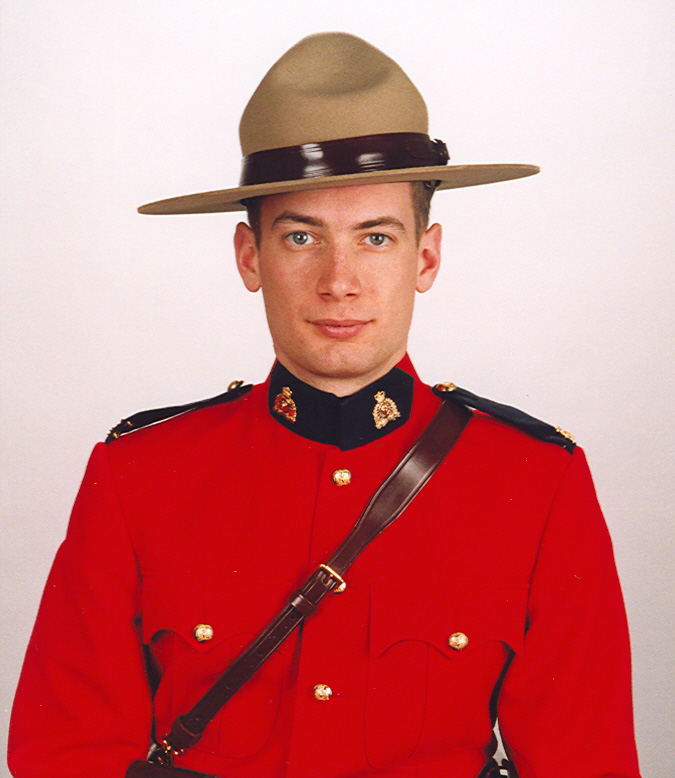 Constable Peter Christopher Schiemann– © Her Majesty the Queen in Right of Canada as represented by the Royal Canadian Mounted Police
