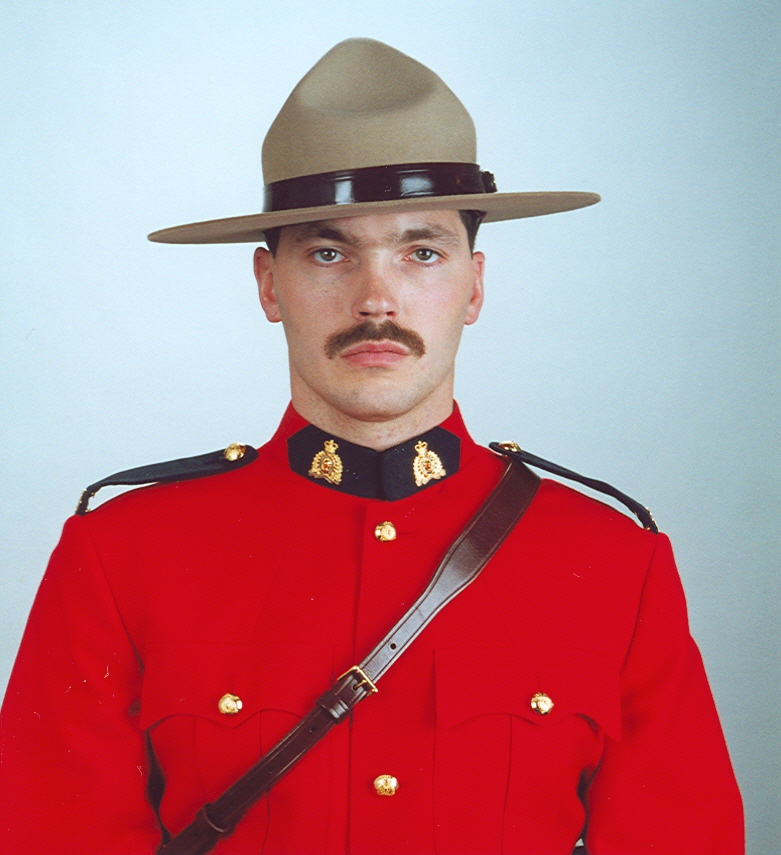 Constable Lionide (Leo) Nicholas Johnston– © Her Majesty the Queen in Right of Canada as represented by the Royal Canadian Mounted Police