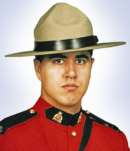 Constable Anthony Fitzgerald Orion Gordon– © Her Majesty the Queen in Right of Canada as represented by the Royal Canadian Mounted Police