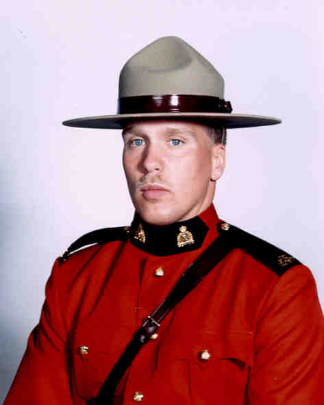 Constable Joseph Léo Ghislain Maurice– © Her Majesty the Queen in Right of Canada as represented by the Royal Canadian Mounted Police