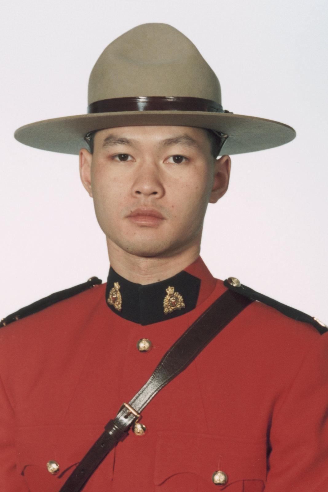 Gendarme Jimmy Ng