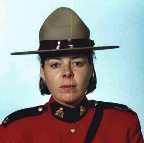 Gendarme Christine Elizabeth Diotte