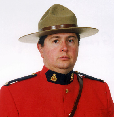 Corporal Graeme Charles Cumming– © Her Majesty the Queen in Right of Canada as represented by the Royal Canadian Mounted Police