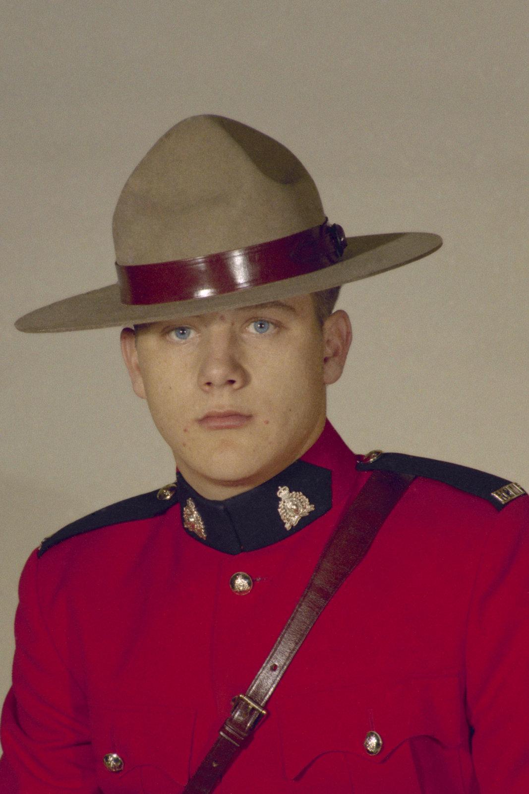 Constable Gerald Vernon Maurice Breese