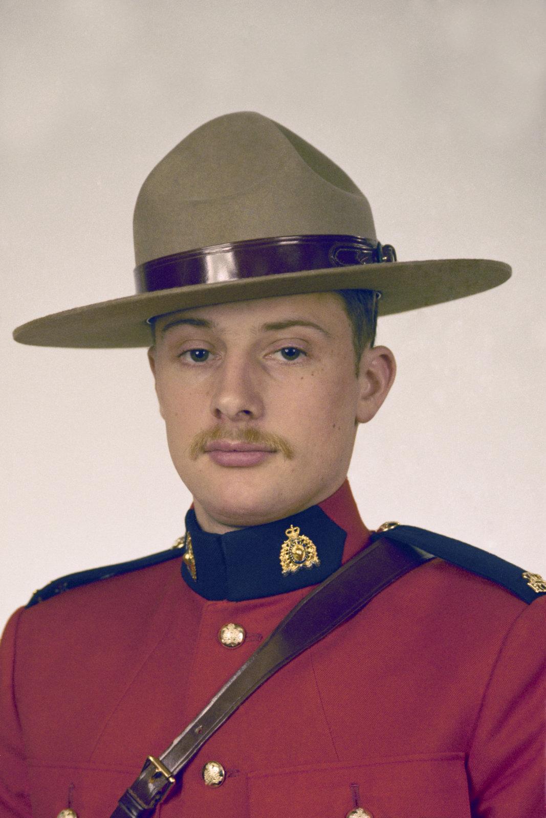 Constable Christopher Colin Riglar