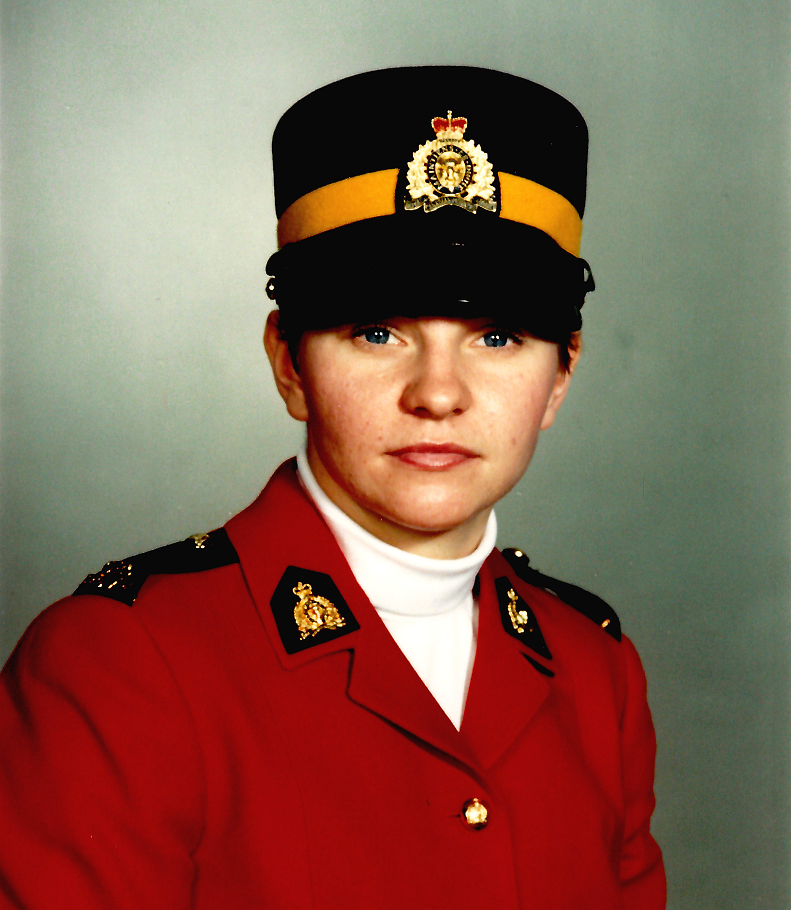 Constable Della Sonya Beyak– © Her Majesty the Queen in Right of Canada as represented by the Royal Canadian Mounted Police