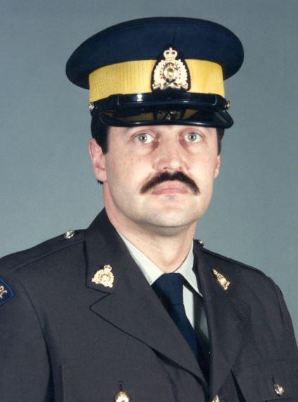 Special Constable Gordon Zigmund Kowalczyk
