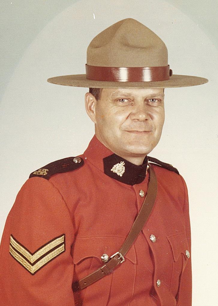 Caporal Budd Maurice Johanson