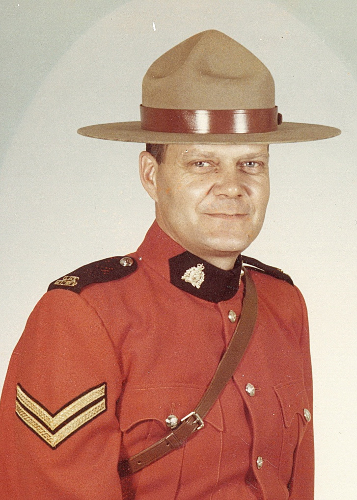 Corporal Budd Maurice Johanson– © Her Majesty the Queen in Right of Canada as represented by the Royal Canadian Mounted Police
