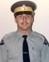 Gendarme auxiliaire Frederick Allan Abel