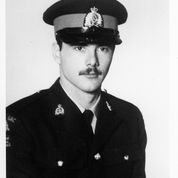 Special Constable Robert William Cochrane Thomas