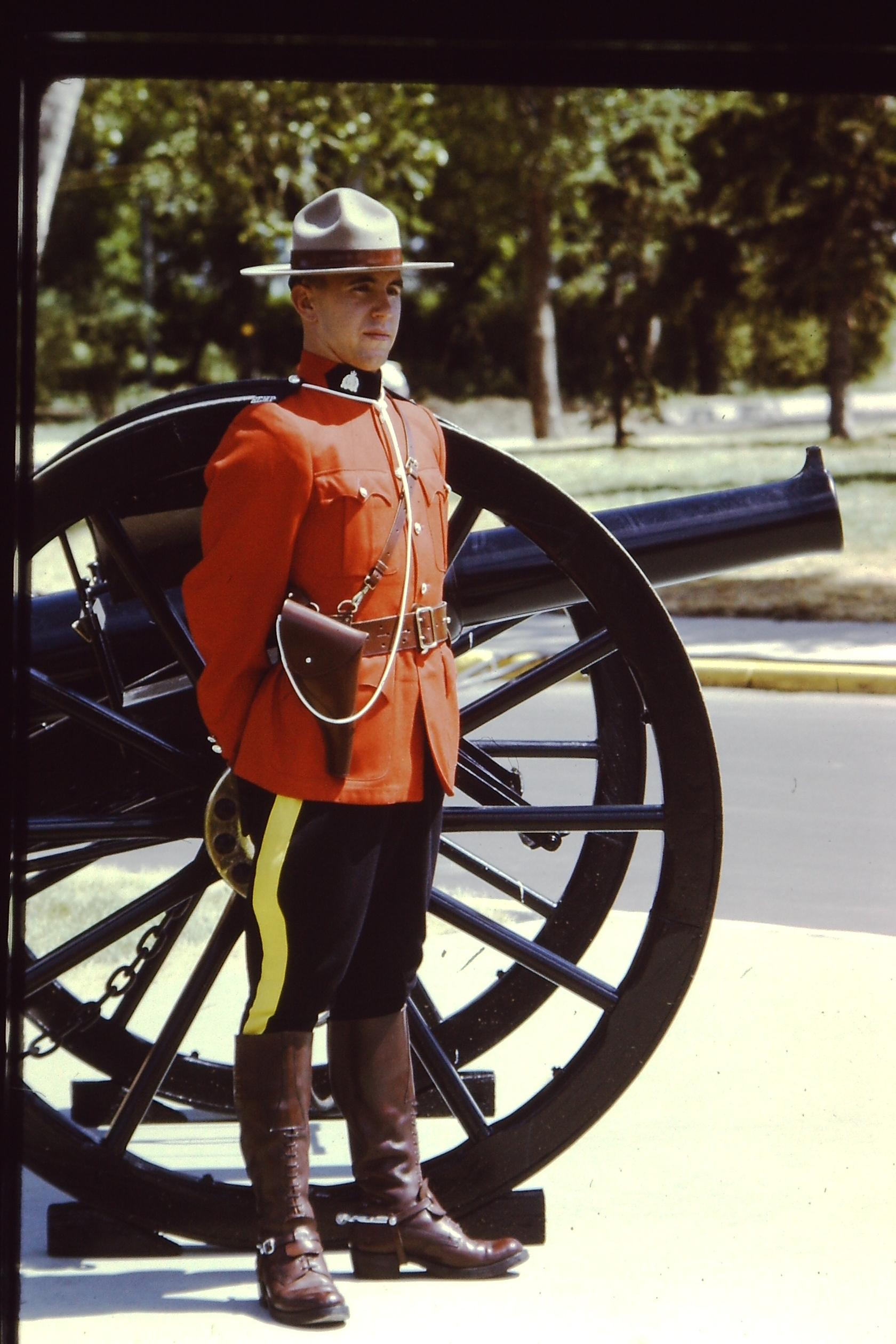 Constable Allen Gary Giesbrecht
