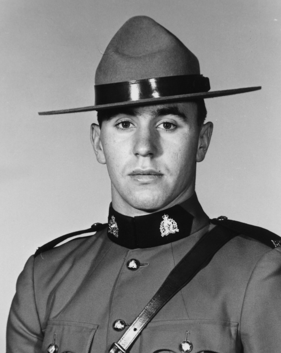 Constable Allen Gary Giesbrecht– © Her Majesty the Queen in Right of Canada as represented by the Royal Canadian Mounted Police