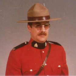 Constable Robert Charles Anderson