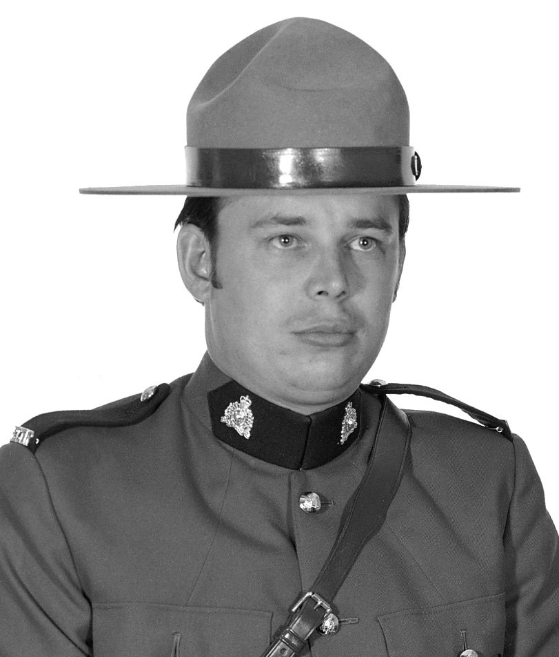 Corporal Francis Eugene Jones– © Her Majesty the Queen in Right of Canada as represented by the Royal Canadian Mounted Police