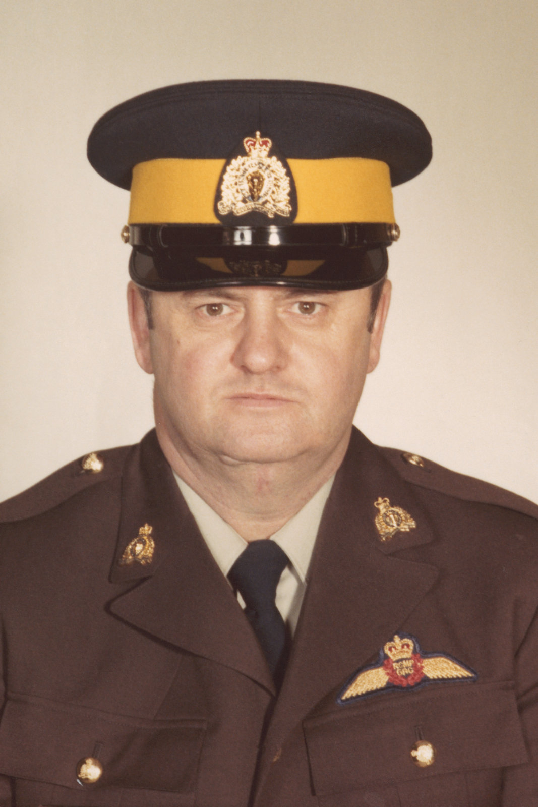 Special Constable Wayne Graham Myers– © Her Majesty the Queen in Right of Canada as represented by the Royal Canadian Mounted Police