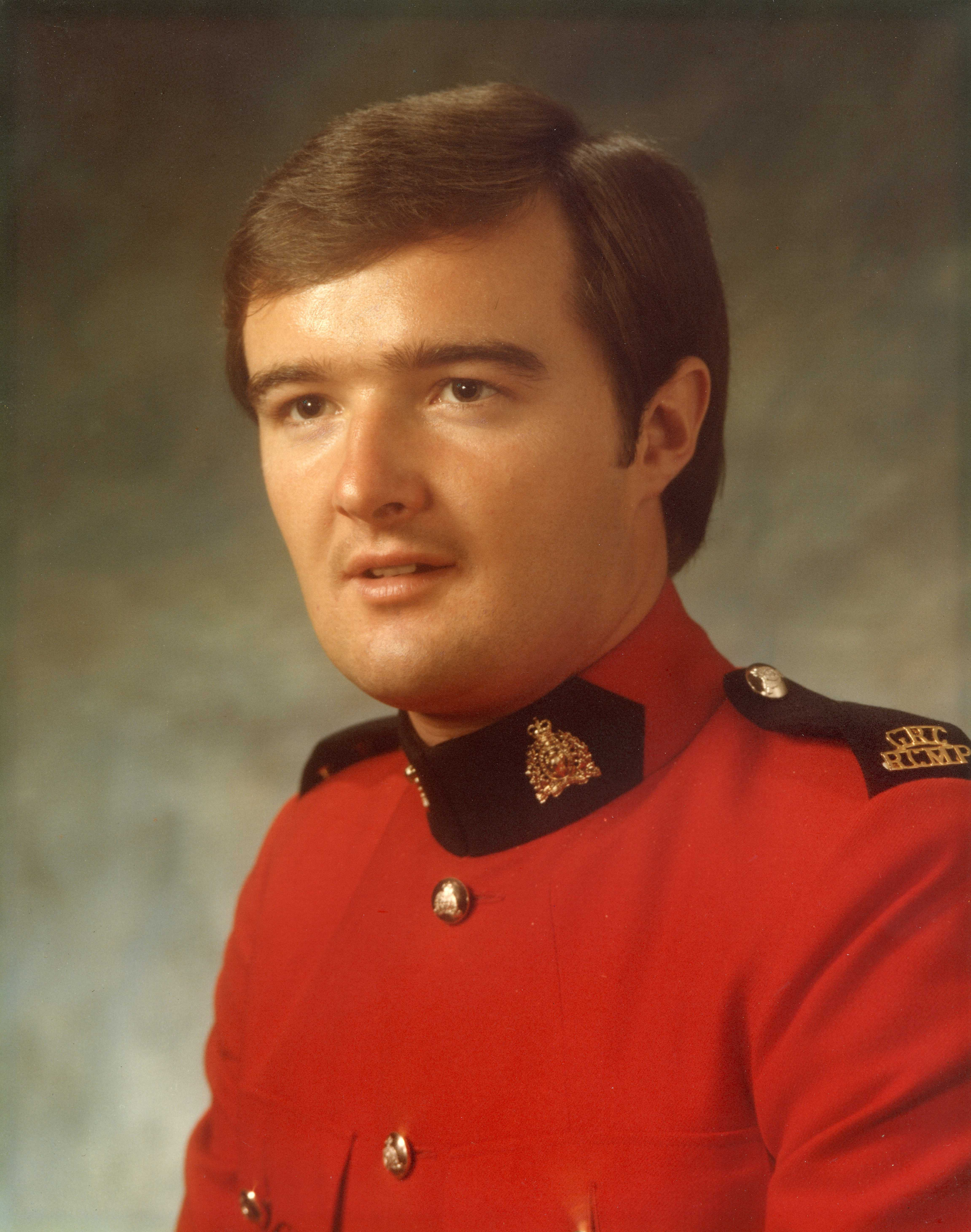 Constable Barry Flynn McKinnon– © Her Majesty the Queen in Right of Canada as represented by the Royal Canadian Mounted Police