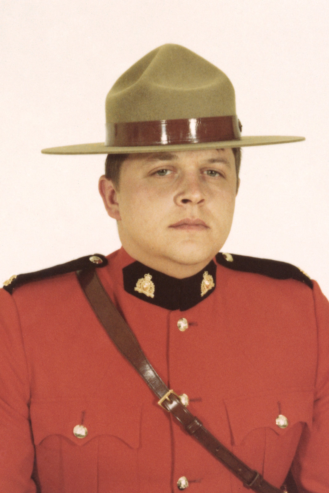 Constable James Franklin Thomas– © Her Majesty the Queen in Right of Canada as represented by the Royal Canadian Mounted Police