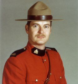 Corporal Ole Roust Larsen– © Her Majesty the Queen in Right of Canada as represented by the Royal Canadian Mounted Police