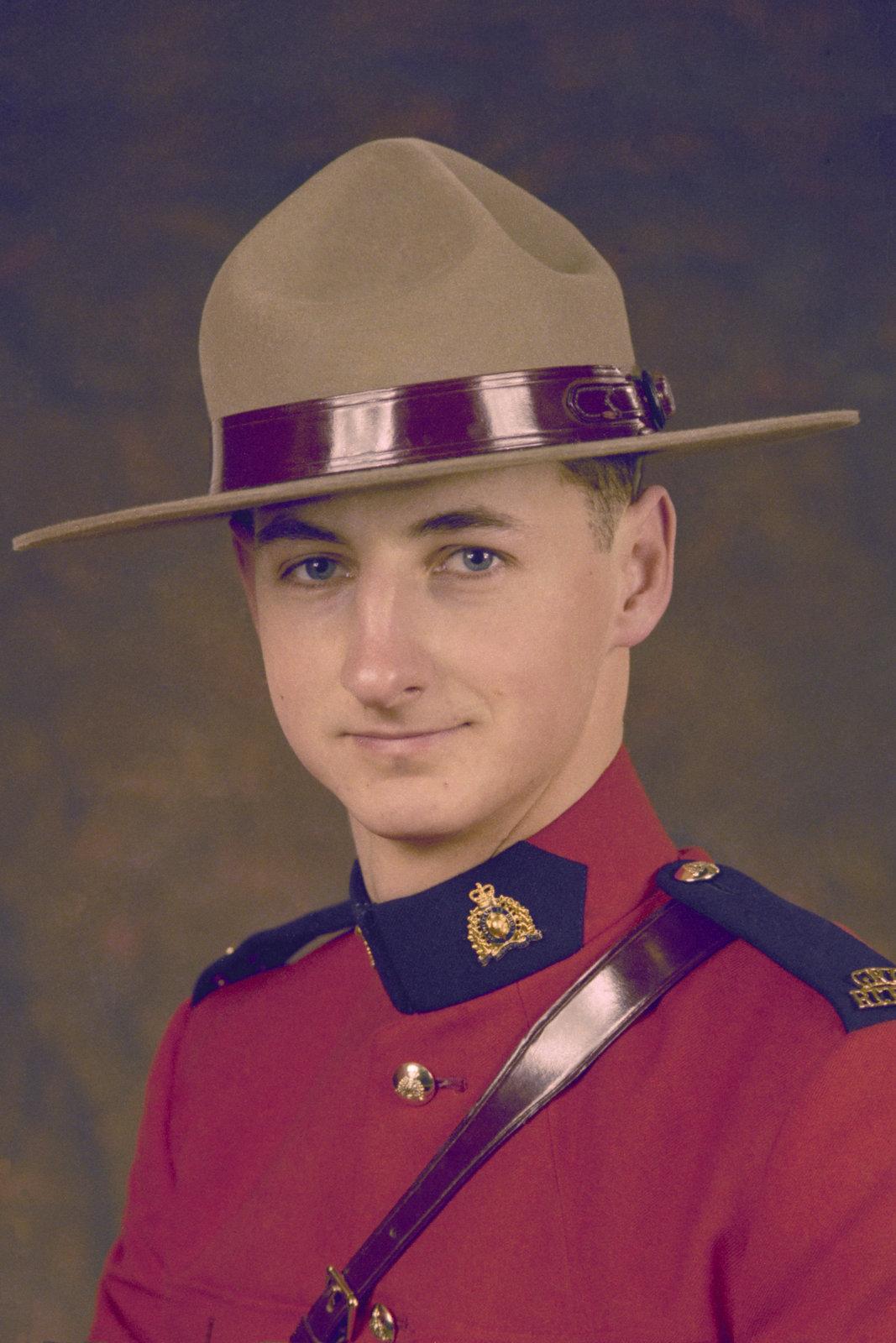 Gendarme Thomas James Agar – © Sa Majesté la Reine du chef du Canada représentée par la Gendarmerie royale du Canada