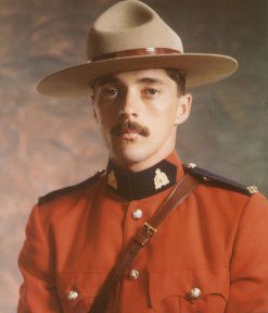 Constable Joseph Léon Michel Doucet– © Her Majesty the Queen in Right of Canada as represented by the Royal Canadian Mounted Police