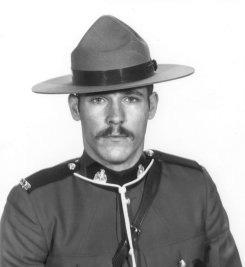Gendarme William Iraneus Seward – © Sa Majesté la Reine du chef du Canada représentée par la Gendarmerie royale du Canada