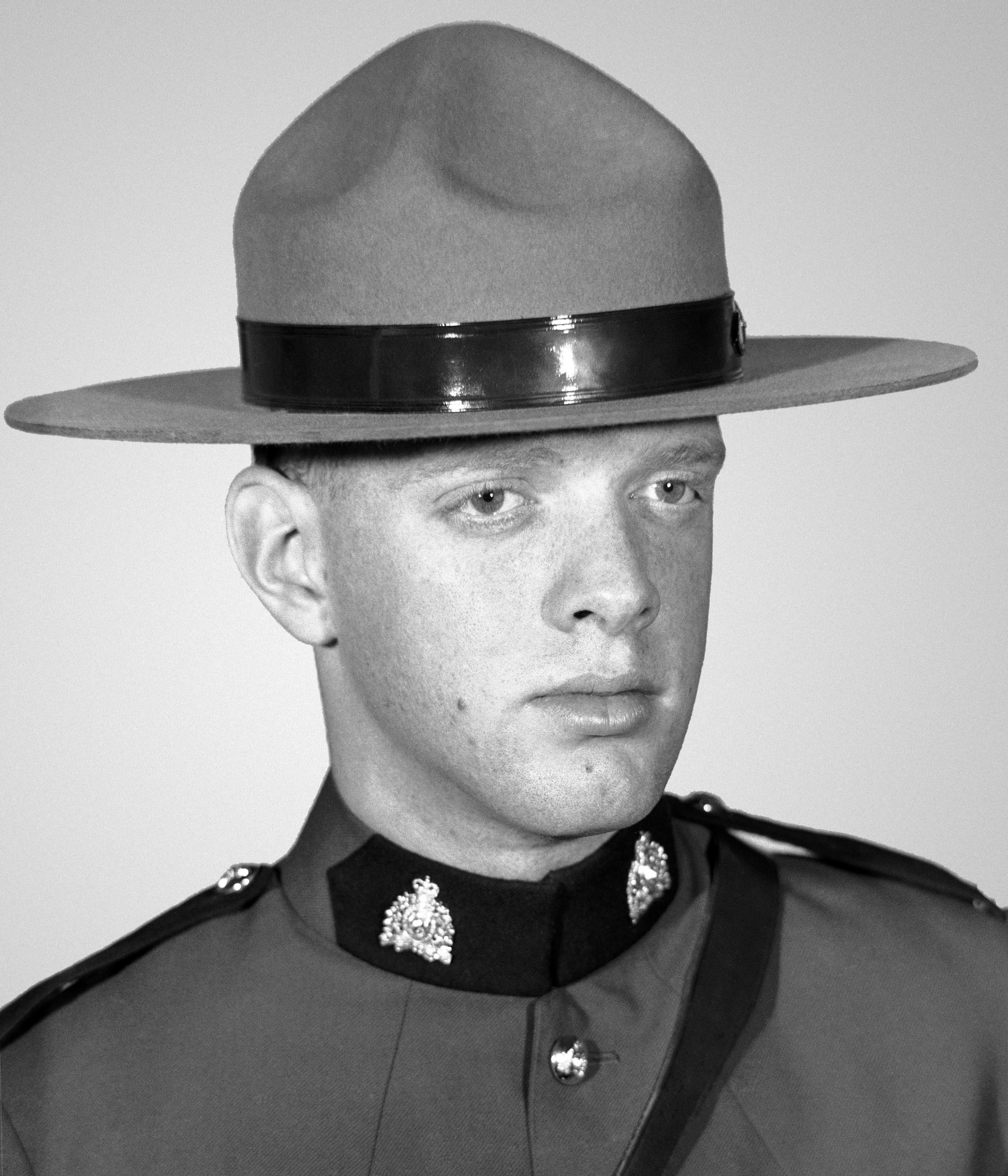 Special Constable George David Foster– © Her Majesty the Queen in Right of Canada as represented by the Royal Canadian Mounted Police