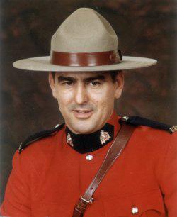 Gendarme Thomas Brian King – © Sa Majesté la Reine du chef du Canada représentée par la Gendarmerie royale du Canada