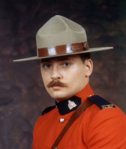 Constable Dennis Anthony Onofrey– © Her Majesty the Queen in Right of Canada as represented by the Royal Canadian Mounted Police