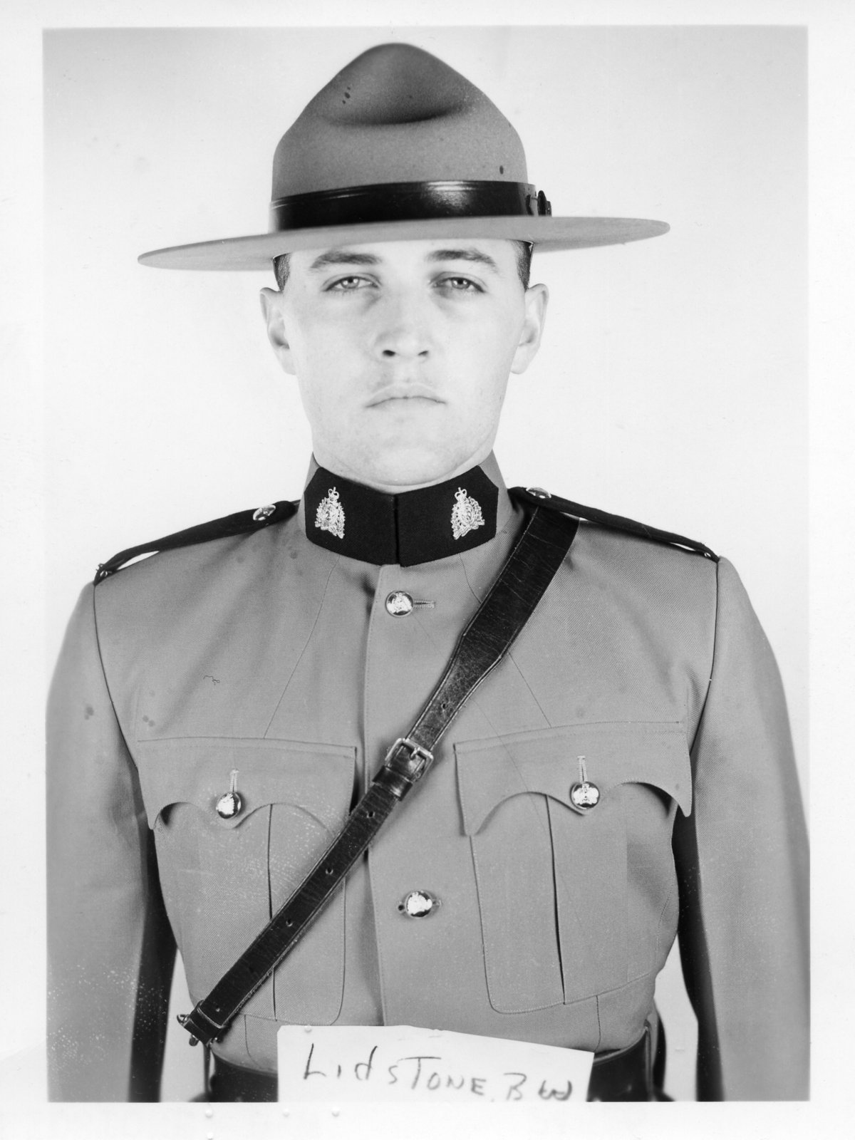 Corporal Barry Warren Lidstone– © Her Majesty the Queen in Right of Canada as represented by the Royal Canadian Mounted Police