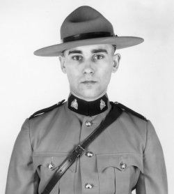 Constable Dennis Modest Nicklos Shwaykowski– © Her Majesty the Queen in Right of Canada as represented by the Royal Canadian Mounted Police