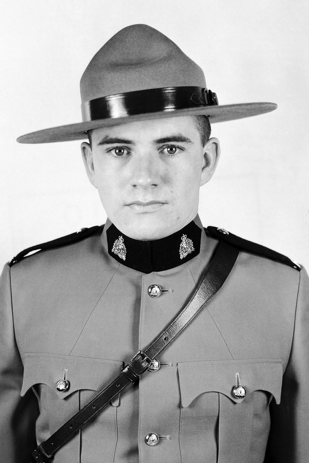 Constable John Brian Baldwinson– © Her Majesty the Queen in Right of Canada as represented by the Royal Canadian Mounted Police