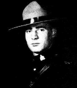 Gendarme Joseph Henri Clément Tremblay – © Sa Majesté la Reine du chef du Canada représentée par la Gendarmerie royale du Canada