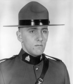 Constable Joseph Michel Benoit Létourneau– © Her Majesty the Queen in Right of Canada as represented by the Royal Canadian Mounted Police