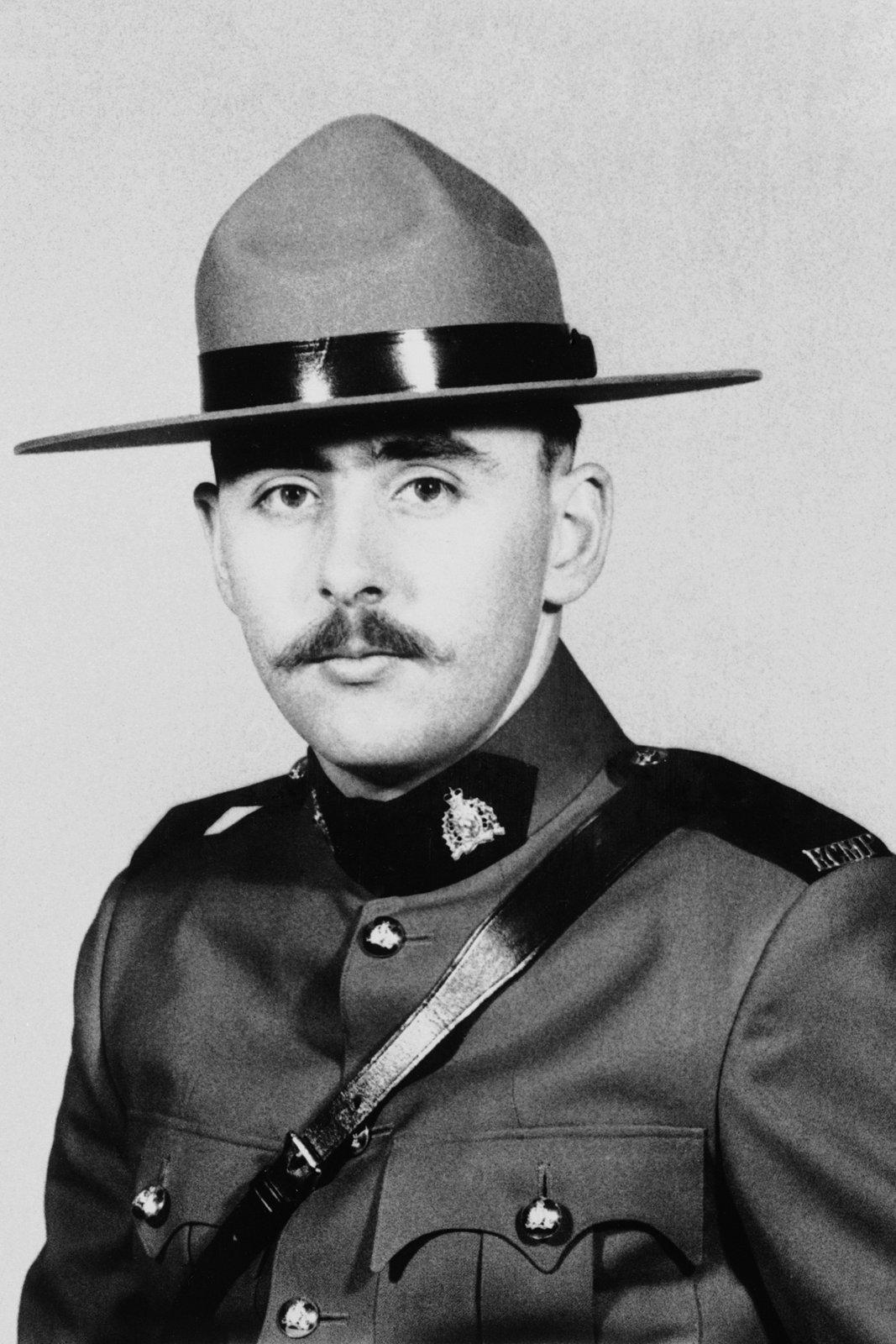 Gendarme Roger Emile Pierlet