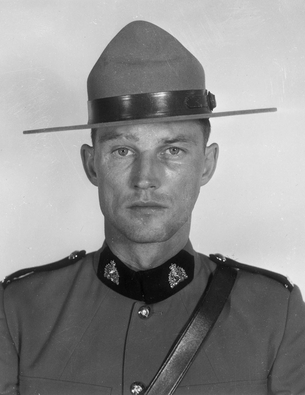 Constable Douglas Bernard Anson– © Her Majesty the Queen in Right of Canada as represented by the Royal Canadian Mounted Police