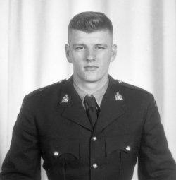 Caporal Terry Gerrard Williams – © Sa Majesté la Reine du chef du Canada représentée par la Gendarmerie royale du Canada